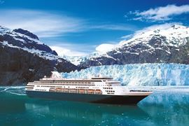 Holland America Cruises Alaska - Maasdam Cruise Ship