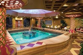 Holland America Cruises Alaska - Noordam Pool View
