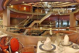 Holland America Cruises Alaska - Westerdam Dining View
