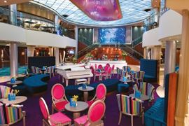 Norwegian Cruise Line - Jewel Bar View
