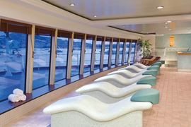 Norwegian Cruise Line - Jewel Spa