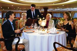 Oceania Cruises - Grand Dining Room