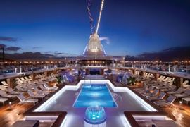 Oceania Cruises - Pool Deck