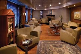 Regent Seven Seas Cruises - Relaxing Lounges