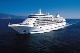 Silversea Cruises - Alaska - Silvershadow