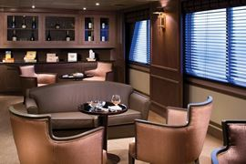 Silversea Cruises - Alaska - Silvershadow Relaxation