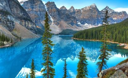 Moraine Lake Lodge 2020 2021 Canada Lodge Holidays